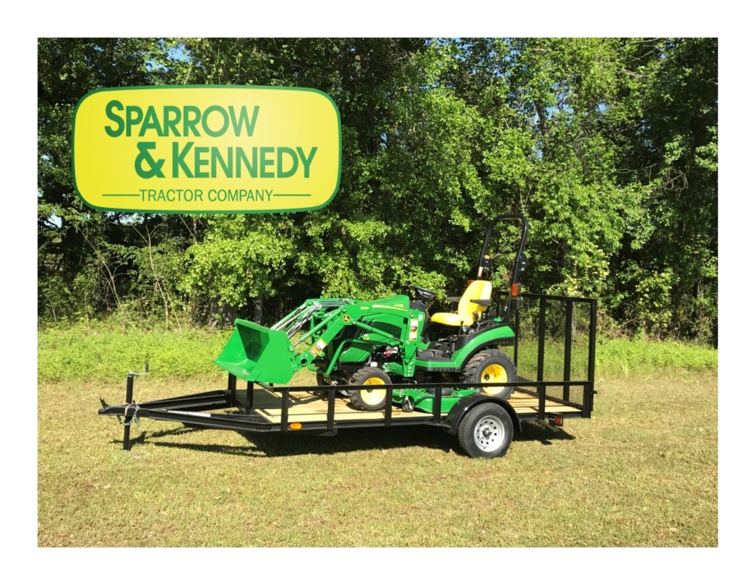 Sparrow & Kennedy Tractor Packages With Unique Attachments To
