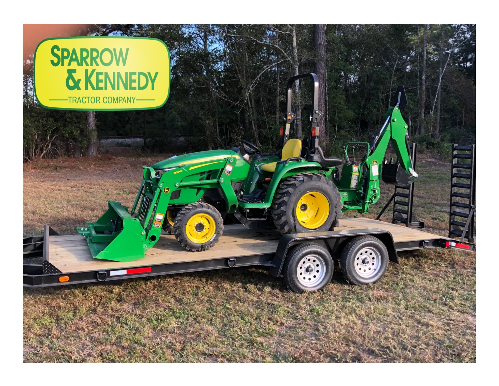 Sparrow Kennedy Tractor Packages With Unique Attachments To Perform A Variety Of Tasks On Your Farm Lawn Or Territory Bishopville Manning Moncks Corner Scranton Timmonsville Lexington Johns Island South Carolina